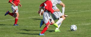 サッカー フットボールの写真素材 [FYI03055933]