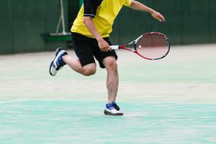 テニスの写真素材 [FYI03055957]
