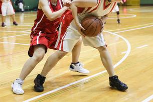 バスケットボールの写真素材 [FYI03055960]