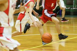 バスケットボールの写真素材 [FYI03055961]