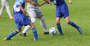 サッカー フットボールの写真素材 [FYI03055962]