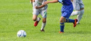 サッカー フットボールの写真素材 [FYI03055965]