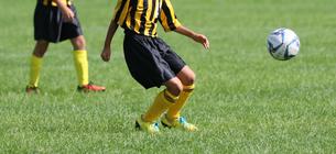 サッカー フットボールの写真素材 [FYI03055972]