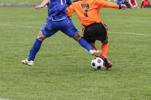 サッカー フットボールの写真素材 [FYI03055973]