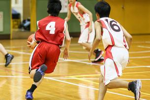 バスケットボールの写真素材 [FYI03055974]