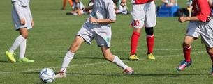 サッカー フットボールの写真素材 [FYI03055979]