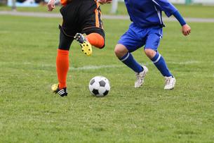 サッカー フットボールの写真素材 [FYI03055986]