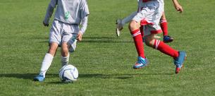 サッカー フットボールの写真素材 [FYI03055993]