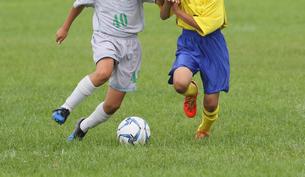 サッカー フットボールの写真素材 [FYI03056002]