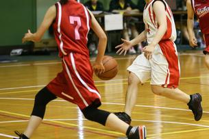 バスケットボールの写真素材 [FYI03056006]