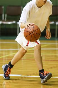 バスケットボールの写真素材 [FYI03056008]