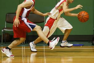 バスケットボールの写真素材 [FYI03056010]