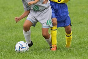 サッカー フットボールの写真素材 [FYI03056012]