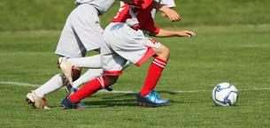 サッカー フットボールの写真素材 [FYI03056017]