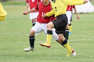 サッカー フットボールの写真素材 [FYI03056023]