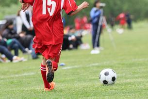 サッカー フットボールの写真素材 [FYI03056025]