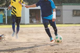 サッカー フットボールの写真素材 [FYI03056029]