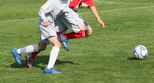 サッカー フットボールの写真素材 [FYI03056040]