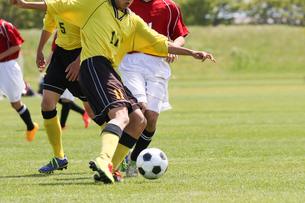 サッカー フットボールの写真素材 [FYI03056058]