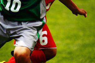サッカー フットボールの写真素材 [FYI03056060]