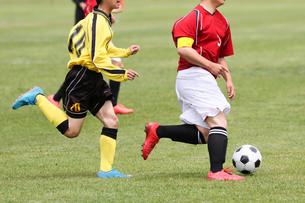 サッカー フットボールの写真素材 [FYI03056128]