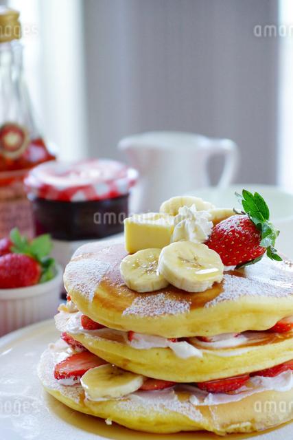 パンケーキの写真素材 [FYI03056318]