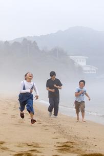 砂浜の写真素材 [FYI03056349]