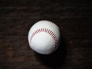 野球ボールの写真素材 [FYI03056741]