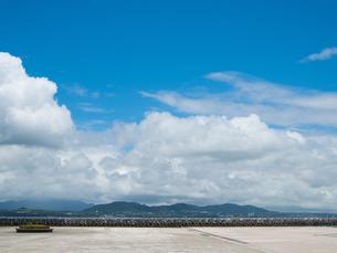 竹富島の写真素材 [FYI03056791]