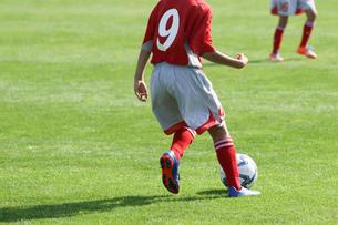 サッカー フットボールの写真素材 [FYI03056904]