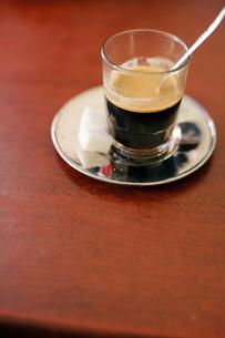 エスプレッソコーヒーの写真素材 [FYI03057122]