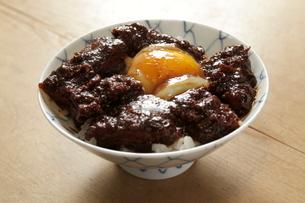 味噌カツ丼の写真素材 [FYI03057334]