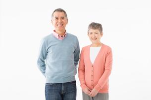 シニアのカップルのイメージの写真素材 [FYI03057513]