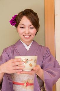 京都「和文化体験」の写真素材 [FYI03057748]