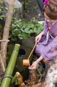 京都「和文化体験」の写真素材 [FYI03057764]