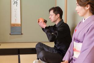 京都「和文化体験」の写真素材 [FYI03057772]