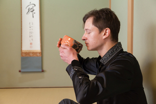 京都「和文化体験」の写真素材 [FYI03057775]