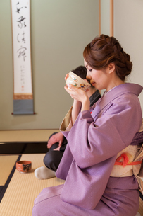京都「和文化体験」の写真素材 [FYI03057776]