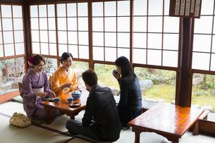 京都「和文化体験」の写真素材 [FYI03057786]