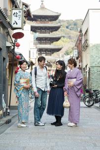 京都「和文化体験」の写真素材 [FYI03057818]