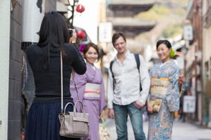 京都「和文化体験」の写真素材 [FYI03057825]