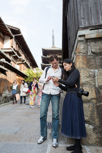 京都「和文化体験」の写真素材 [FYI03057831]