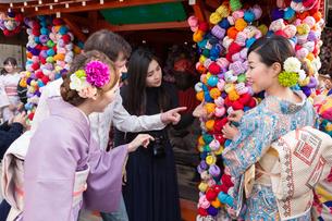 京都「和文化体験」の写真素材 [FYI03057851]