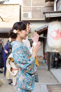 京都「和文化体験」の写真素材 [FYI03057857]