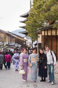 京都「和文化体験」の写真素材 [FYI03057868]