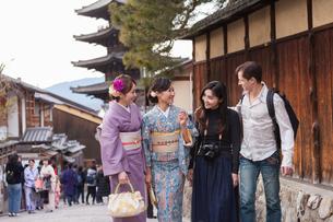 京都「和文化体験」の写真素材 [FYI03057882]