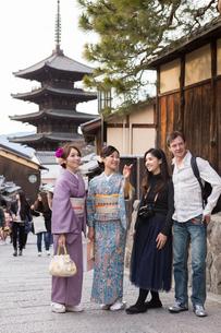 京都「和文化体験」の写真素材 [FYI03057883]