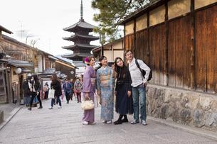 京都「和文化体験」の写真素材 [FYI03057889]