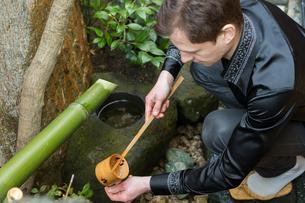 京都「和文化体験」の写真素材 [FYI03057970]