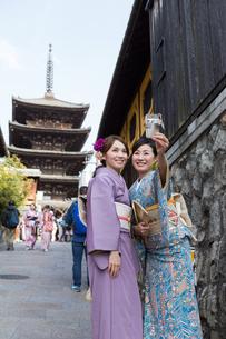 京都「和文化体験」の写真素材 [FYI03058001]